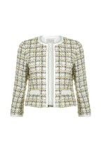 Hobbs Cream Suri Jacket