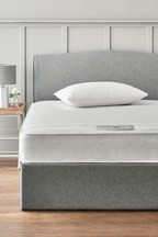 Single Rolled Open Sprung Memory Foam Medium Mattress