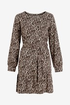 Cosy Tiered Dress
