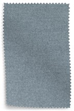 Contemporary Blend Blue Upholstery Fabric Sample