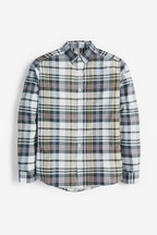 Madras Check Long Sleeve Shirt