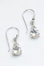 Drop Earring With Swarovski® Crystals
