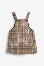 Check Pinafore (3mths-7yrs)