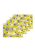 Set of 4 Ulster Weavers Dotty Sheep Table Mats