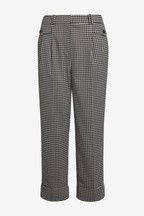 Turn-Up Peg Trousers