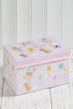 Born In 2020 Keepsake Box