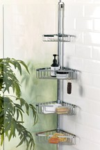 Four Tier Extendable Shower Caddy