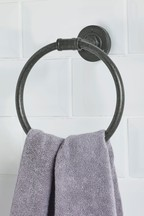 Hudson Towel Ring