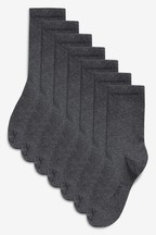 7 Pack School Socks (Older)