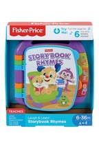 Fisher-Price Laugh and Learn Educational Story Book
