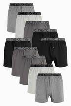 Loose Fit Pure Cotton Ten Pack