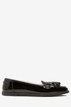 Leather Tassel Loafers (Older)