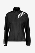 adidas Black Run It Jacket
