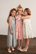 Embellished Party Dress (3-16yrs)