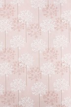 Paste The Wall Embroidered Allium Wallpaper Sample