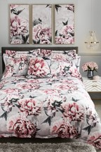Lipsy Amelie Floral Duvet Cover And Pillowcase Set