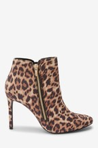 Forever Comfort® High Heel Ankle Boots