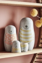 Set of 3 Nesting Bears