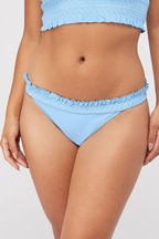 Accessorize Blue Smock Detail Briefs