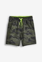 Camo Swim Shorts (3-16yrs)