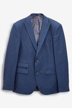 Empire Mills Signature Stripe Suit: Jacket