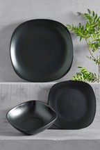 12 Piece Shaped Dinner Set