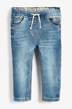 Pull-On Slim Leg Jeans (3mths-7yrs)