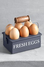 Salvage Egg Holder