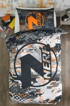 Nerf Duvet Cover and Pillowcase Set