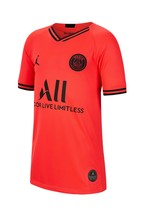 Nike Red PSG Youth 2019/20 Away Jersey