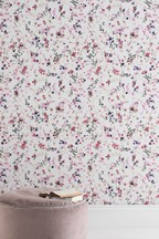 Paste The Paper Meadow Floral Wallpaper