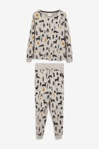 Womens Matching Family Woodland Pyjamas
