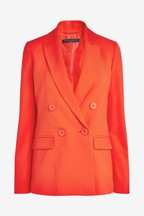 Emma Willis Relaxed Double Breasted Jacket