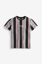 Vertical Stripe T-Shirt (3-16yrs)