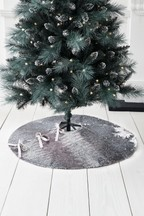 Sequin Tree Skirt