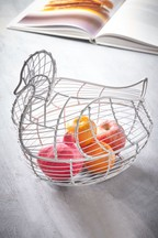 Duck Fruit Bowl