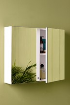 Witley Bathroom Double Cabinet