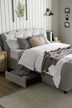 Hartford Sleigh 2 Drawer Bedstead
