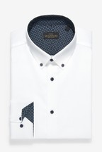 Trim Detail Signature Shirt
