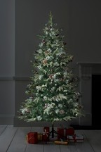 Luxe Frosted Fir Christmas Tree