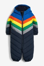 Chevron Snowsuit (3mths-7yrs)
