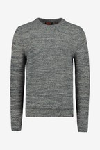 Superdry Grey Upstate Crew Jumper
