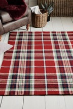 Kringle Check Rug