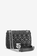 Mini Studded Quilted Bag