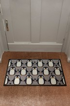 Buddy The Penguin Doormat