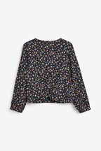 Twist Front Blouse (3-16yrs)