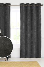Soft Velour Curtains