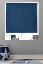 Kids Plain Roller Blackout Cordless Blind