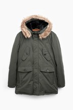 Signature Down Filled Parka