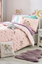 Enchanted Forest Duvet Cover and Pillowcase Set
